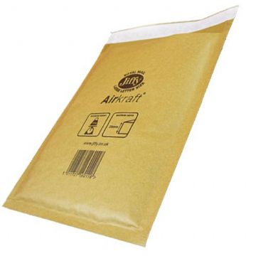 Jiffy Gold Padded Envelopes